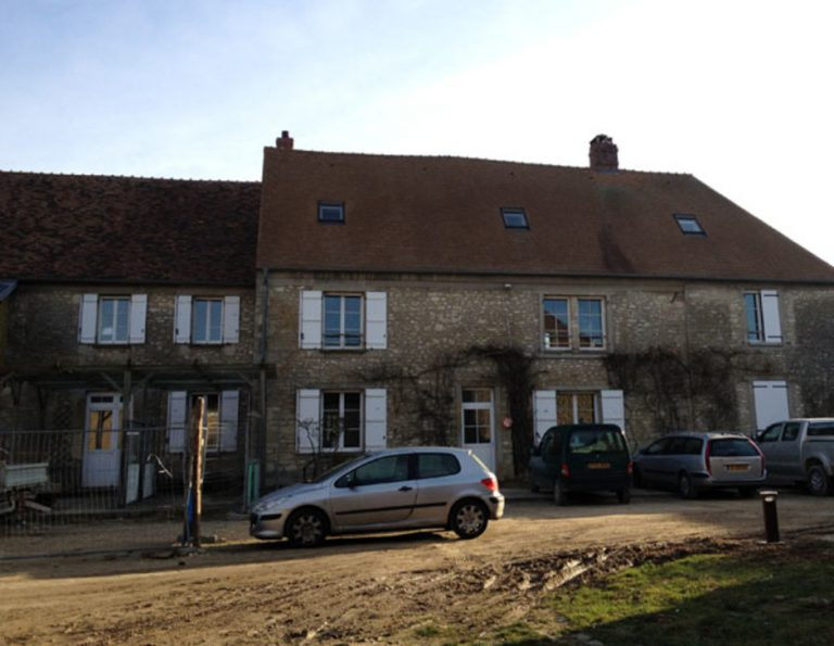 RENOVATION – LA BERGERIE – BATIMENT B1