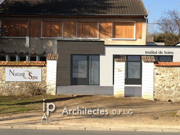 OLLAINVILLE (91) – PROJET DE CONSTRUCTION D'UN PROGRAMME IMMOBILIER