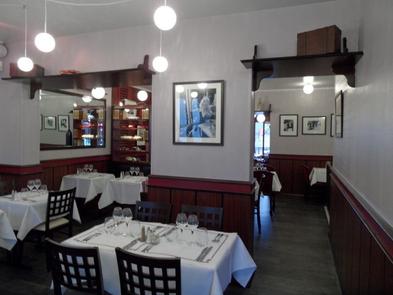 AMENAGEMENT DU RESTAURANT O'BISTROT MONTHELRY