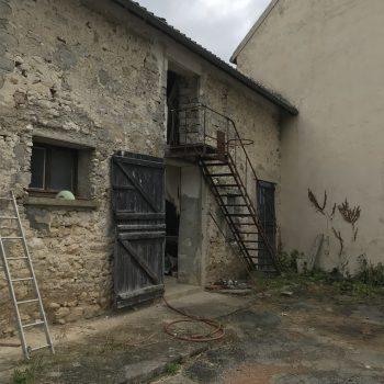 Cerny 91 transformation d une grange restructuration - Chambre d hotes region parisienne ...