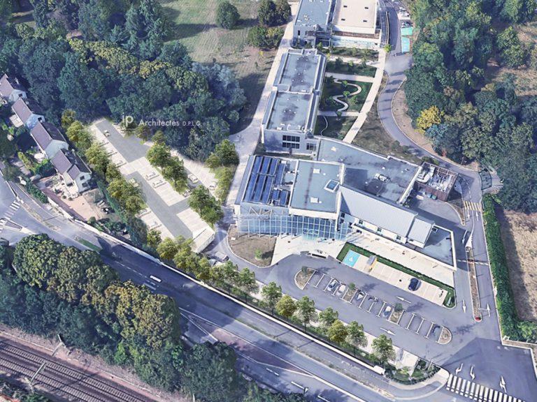 MASSY (91) – RESTRUCTURATION DU STATIONNEMENT & AMENAGEMENT D'UN ESPACE DE STOCKAGE & PLACES DE STATIONNEMENT